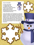 Free Kids Recipes Gift Ideas and Photo Memory Journal Page Templates.