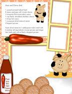 Free Kids Appitizers Recipes